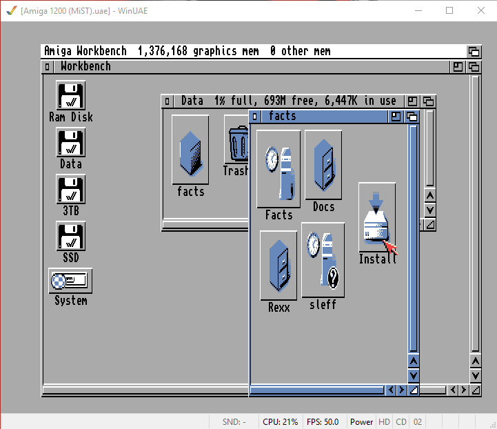 Amiga BBS Online in 2019 :: Bruno Antunes — Thoughts, rants, ideas
