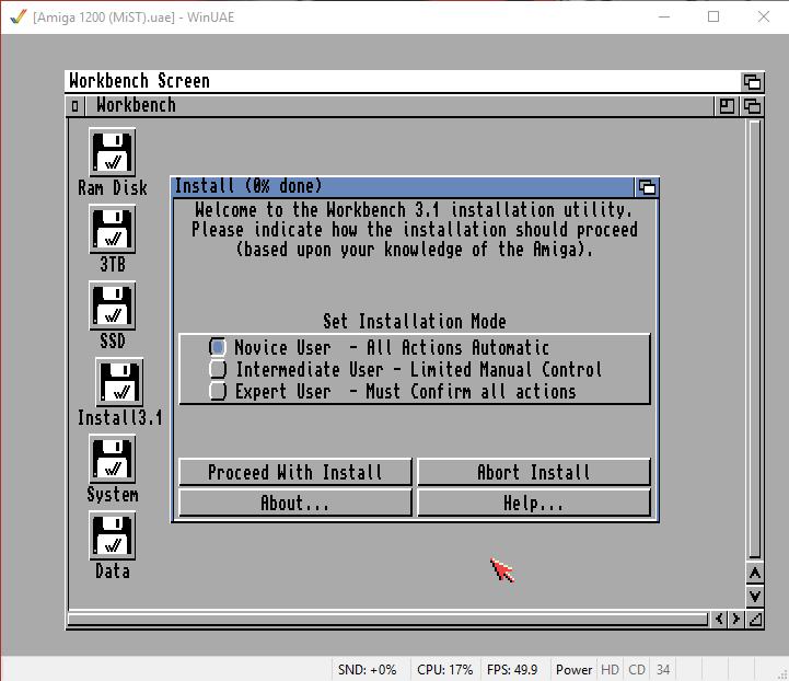 Amiga BBS Online in 2019 :: Bruno Antunes — Thoughts, rants, ideas