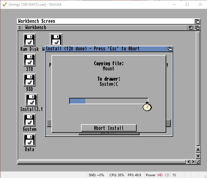 Amiga BBS Online in 2019 :: Bruno Antunes — Thoughts, rants